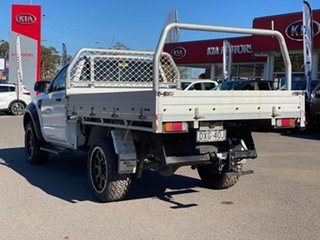 2012 Ford Ranger XL White Manual Cab Chassis - Single Cab