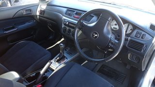 2005 Mitsubishi Lancer CH MY05 VR-X Silver 4 Speed Sports Automatic Sedan.