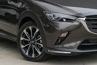 2020 Mazda CX-3 DK2W7A sTouring SKYACTIV-Drive FWD Titanium Flash 6 Speed Sports Automatic Wagon.