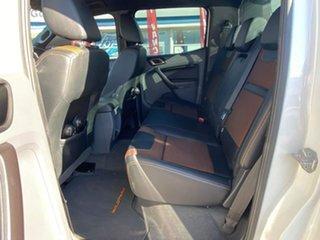 2016 Ford Ranger Wildtrak White Sports Automatic Dual Cab Utility