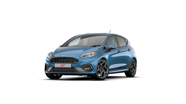 New Ford Fiesta WG 2020.25 ST, 2020 Ford Fiesta WG 2020.25 ST Performance Blue 6 Speed Manual Hatchback