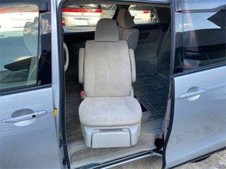 2009 Toyota Estima ACR50 Silver Wagon