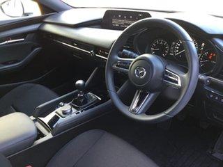 2019 Mazda 3 BP2H76 G20 SKYACTIV-MT Evolve Snowflake White 6 Speed Manual Hatchback