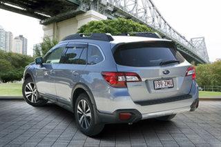 2019 Subaru Outback B6A MY20 2.5i CVT AWD Premium Ice Silver 7 Speed Wagon.