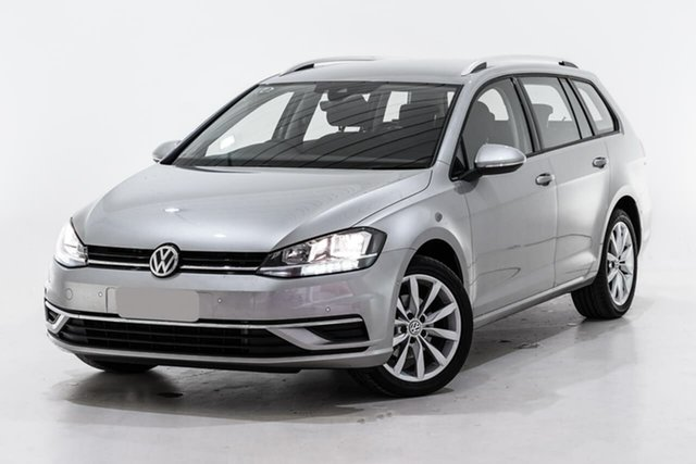 Used Volkswagen Golf 7.5 MY19.5 110TSI DSG Comfortline, 2019 Volkswagen Golf 7.5 MY19.5 110TSI DSG Comfortline Silver 7 Speed Sports Automatic Dual Clutch
