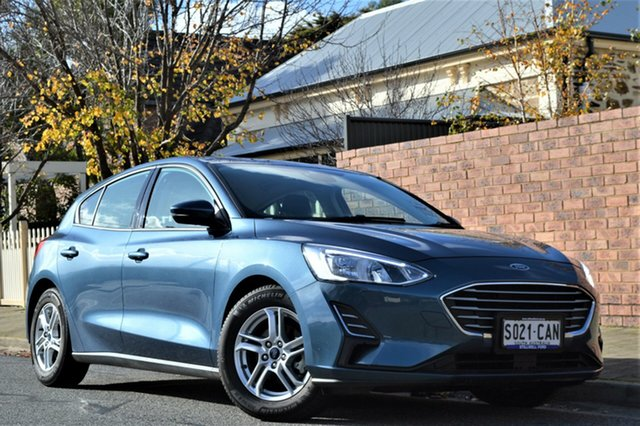 Used Ford Focus SA 2019.25MY Ambiente, 2019 Ford Focus SA 2019.25MY Ambiente Blue 6 Speed Automatic Hatchback