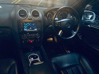 2008 Mercedes-Benz M-Class W164 MY08 ML320 CDI Edition 10 White 7 Speed Sports Automatic Wagon.