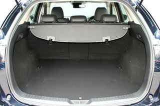 2021 Mazda CX-5 KF4W2A Touring SKYACTIV-Drive i-ACTIV AWD Deep Crystal Blue 6 Speed Sports Automatic