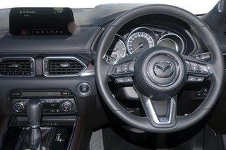 2020 Mazda CX-8 KG4W2A Asaki SKYACTIV-Drive i-ACTIV AWD Jet Black 6 Speed Sports Automatic Wagon