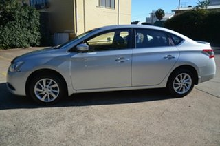 2013 Nissan Pulsar B17 ST-L Silver Continuous Variable Sedan