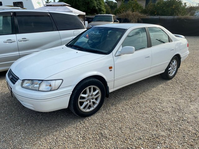 Used Toyota Camry MCV20R (ii) Touring, 2001 Toyota Camry MCV20R (ii) Touring White 4 Speed Automatic Wagon