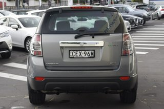 2012 Holden Captiva CG Series II 7 SX Grey 6 Speed Sports Automatic Wagon