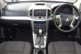2012 Holden Captiva CG Series II MY12 7 SX White 6 Speed Sports Automatic Wagon
