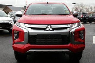 2021 Mitsubishi Triton MR MY21 GLS (4x4) Red 6 Speed Automatic Double Cab Pick Up