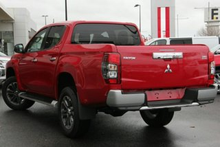 2021 Mitsubishi Triton MR MY21 GLS (4x4) Red 6 Speed Automatic Double Cab Pick Up.