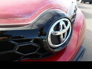 2018 Toyota Corolla Mzea12R ZR Red Continuous Variable Hatchback