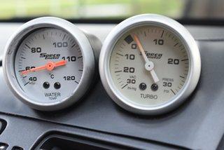 2004 Ford Falcon BA XR6 Turbo Ute Super Cab Black 5 Speed Manual Utility