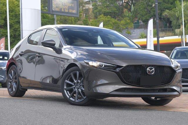 New Mazda 3 BP2H7A G20 SKYACTIV-Drive Evolve Gladstone, 2021 Mazda 3 BP2H7A G20 SKYACTIV-Drive Evolve Soul Red Crystal 6 Speed Sports Automatic Hatchback