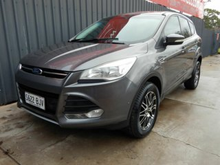 2014 Ford Kuga TF Ambiente AWD Grey 6 Speed Sports Automatic Wagon
