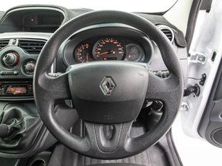 2015 Renault Kangoo X61 MY14 1.6 SWB White 5 Speed Manual Van