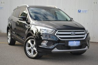 2017 Ford Escape ZG Trend 2WD Black 6 Speed Sports Automatic Wagon.