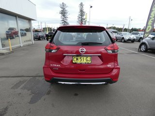 2017 Nissan X-Trail T32 ST X-tronic 4WD Maroon 7 Speed Constant Variable Wagon
