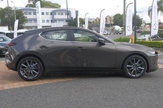 2021 Mazda 3 BP2H7A G20 SKYACTIV-Drive Evolve Soul Red Crystal 6 Speed Sports Automatic Hatchback.