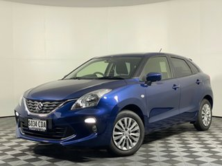 2019 Suzuki Baleno EW Series II GL Stargazing Blue 4 Speed Automatic Hatchback