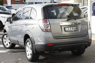 2012 Holden Captiva CG Series II 7 SX Grey 6 Speed Sports Automatic Wagon.