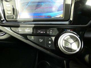2015 Toyota Prius c NHP10R E-CVT Tidal Blue 1 Speed Constant Variable Hatchback Hybrid