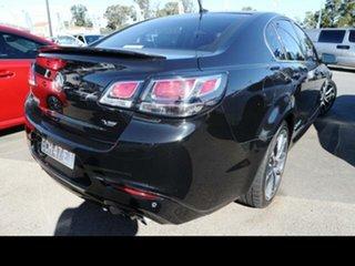 2016 Holden Commodore VF II SS-V Black 6 Speed Automatic Sedan