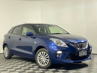 2019 Suzuki Baleno EW Series II GL Stargazing Blue 4 Speed Automatic Hatchback.
