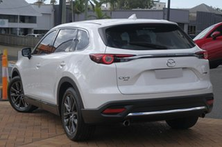 2021 Mazda CX-9 TC Azami SKYACTIV-Drive i-ACTIV AWD Snowflake White Pearl 6 Speed Sports Automatic.