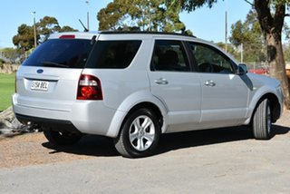 2010 Ford Territory SY MkII TS Silver 4 Speed Sports Automatic Wagon