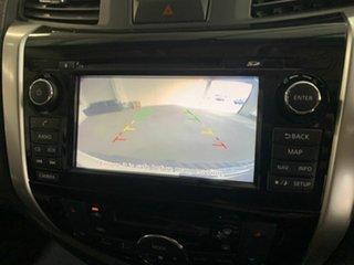 2016 Nissan Navara D23 S2 ST-X White 6 Speed Manual Utility
