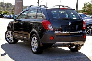 2013 Holden Captiva CG MY13 5 AWD LTZ Black 6 Speed Sports Automatic Wagon.