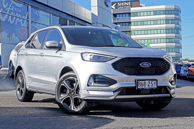 Used Ford Endura CA 2019MY ST-Line, 2019 Ford Endura CA 2019MY ST-Line Silver 8 Speed Sports Automatic Wagon