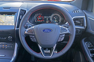 2019 Ford Endura CA 2019MY ST-Line Silver 8 Speed Sports Automatic Wagon