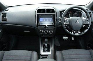 2021 Mitsubishi ASX XD MY21 GSR 2WD Sunshine Orange 6 Speed Constant Variable Wagon