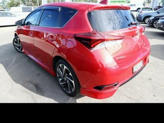 2018 Toyota Corolla Mzea12R ZR Red Continuous Variable Hatchback.
