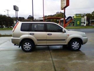 2003 Nissan X-Trail T30 ST Gold 5 Speed Manual Wagon.