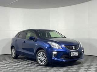 2019 Suzuki Baleno EW Series II GL Stargazing Blue 4 Speed Automatic Hatchback.