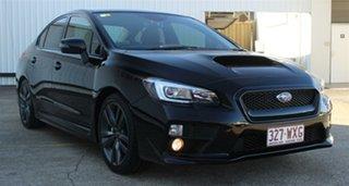 2016 Subaru WRX V1 MY17 Premium AWD Crystal Black 6 Speed Manual Sedan.