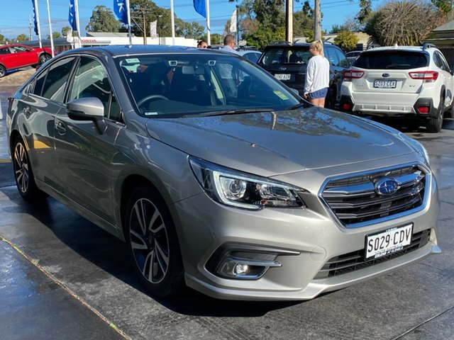 Demo Subaru Liberty B6 MY19 2.5i CVT AWD, 2019 Subaru Liberty B6 MY19 2.5i CVT AWD Tungsten Metal 6 Speed Constant Variable Sedan