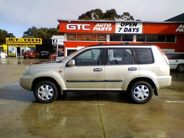Used Nissan X-Trail T30 ST, 2003 Nissan X-Trail T30 ST Gold 5 Speed Manual Wagon