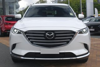 2021 Mazda CX-9 TC Azami SKYACTIV-Drive i-ACTIV AWD Snowflake White Pearl 6 Speed Sports Automatic