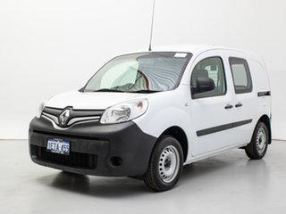 2015 Renault Kangoo X61 MY14 1.6 SWB White 5 Speed Manual Van.