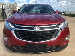 2018 Holden Equinox EQ MY18 LS FWD Red 6 Speed Sports Automatic Wagon