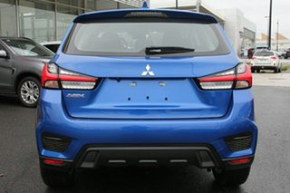 2020 Mitsubishi ASX XD MY20 ES 2WD Lightning Blue 1 Speed Constant Variable Wagon