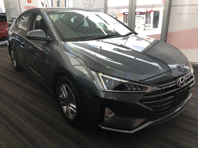 New Hyundai Elantra AD.2 MY19 Active, 2019 Hyundai Elantra AD.2 MY19 Active Iron Gray 6 Speed Sports Automatic Sedan